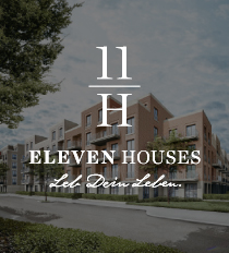 ELEVEN HOUSES by GFG
